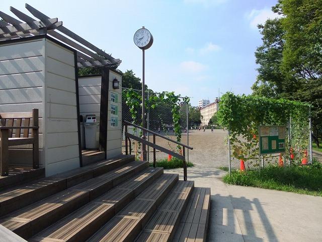 青山公園(南地区)