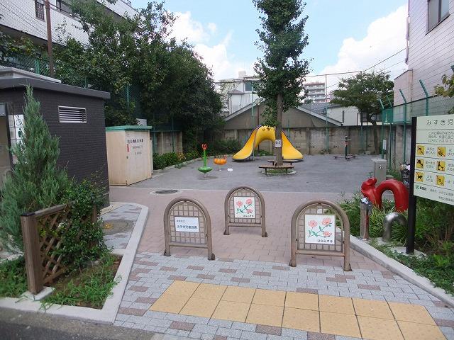 みずき児童遊園 小ぶりな公園