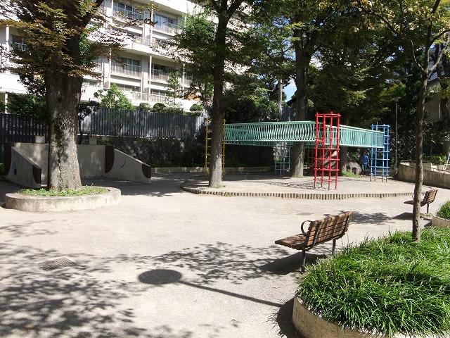 牛込弁天公園