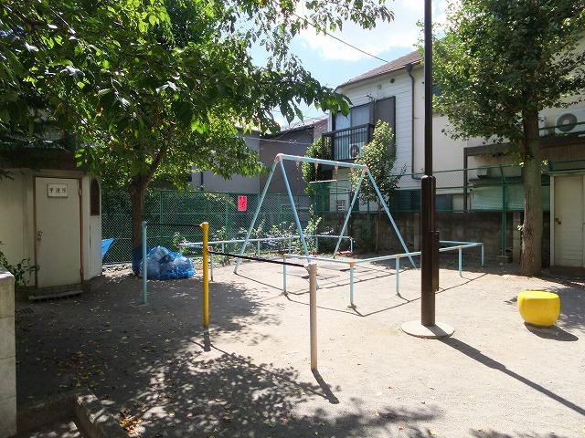 わかまつ児童遊園 わかまつ児童遊園 ブランコ