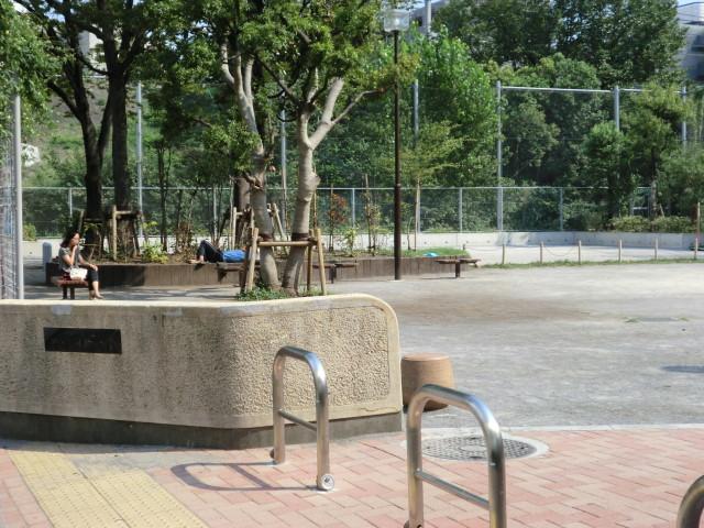 清水川橋公園