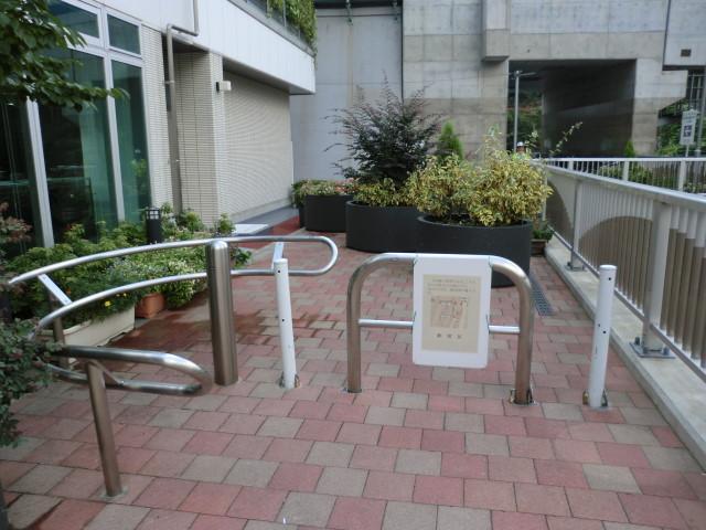 高田馬場駅前公園