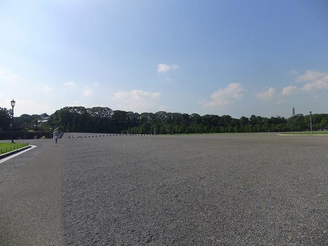 皇居外苑 内堀